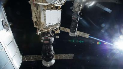 Russia Progress spacecraft