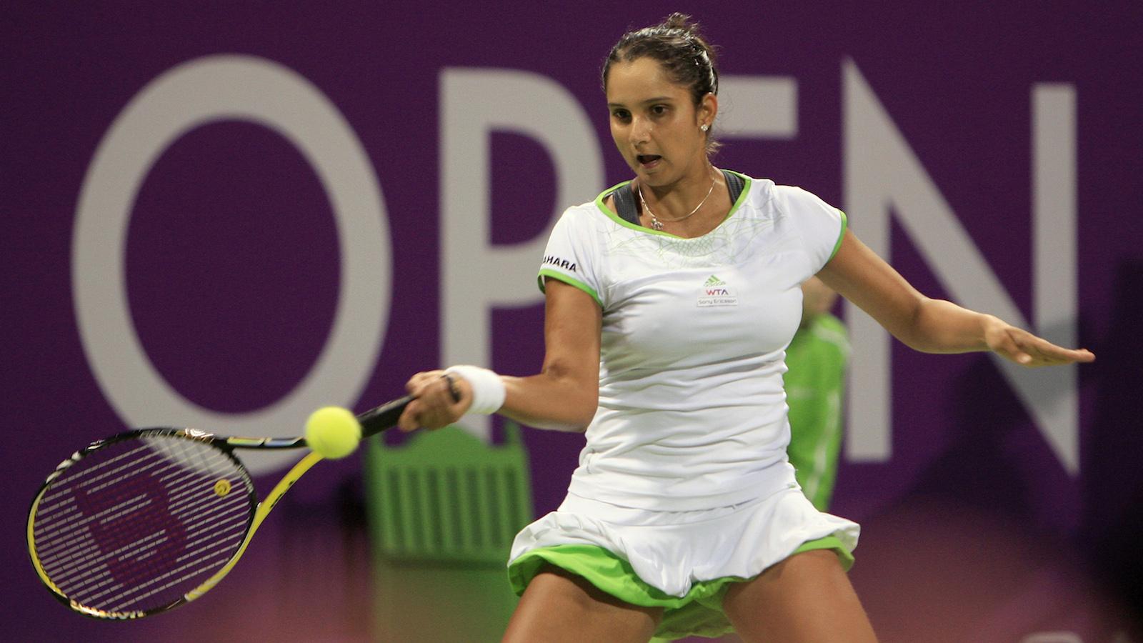 Sani Mirza-WTA-Number 1