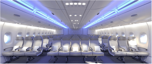 the terrible claustrophobic airplane seat redesign that could soon