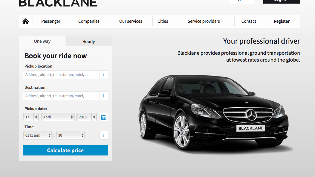Blacklane wants to be Uber with a heart, if drivers and