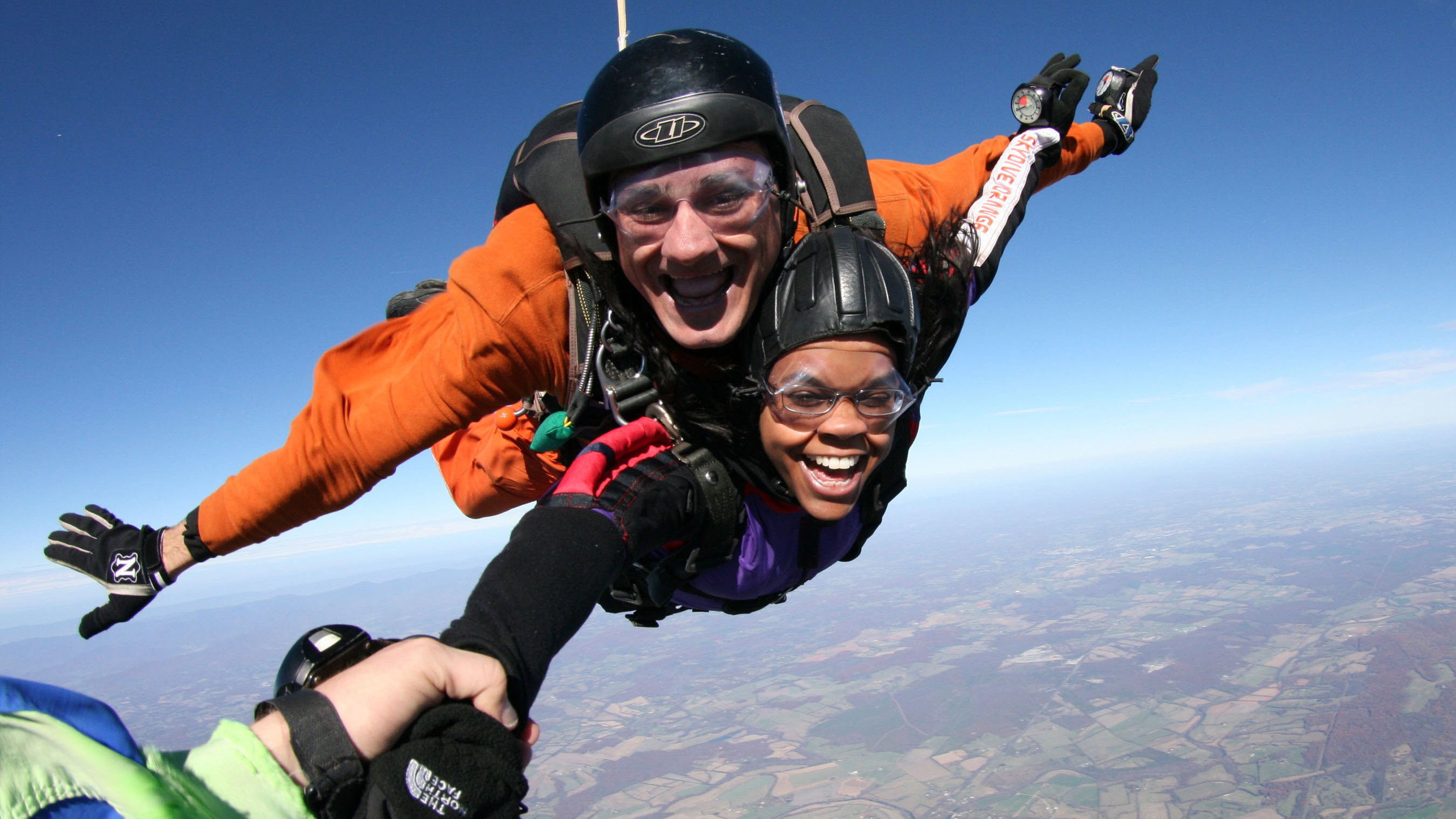 The life-changing sport of skydiving is more popular than ever! Visit www.uspa.org to find a skydiving center near you!.