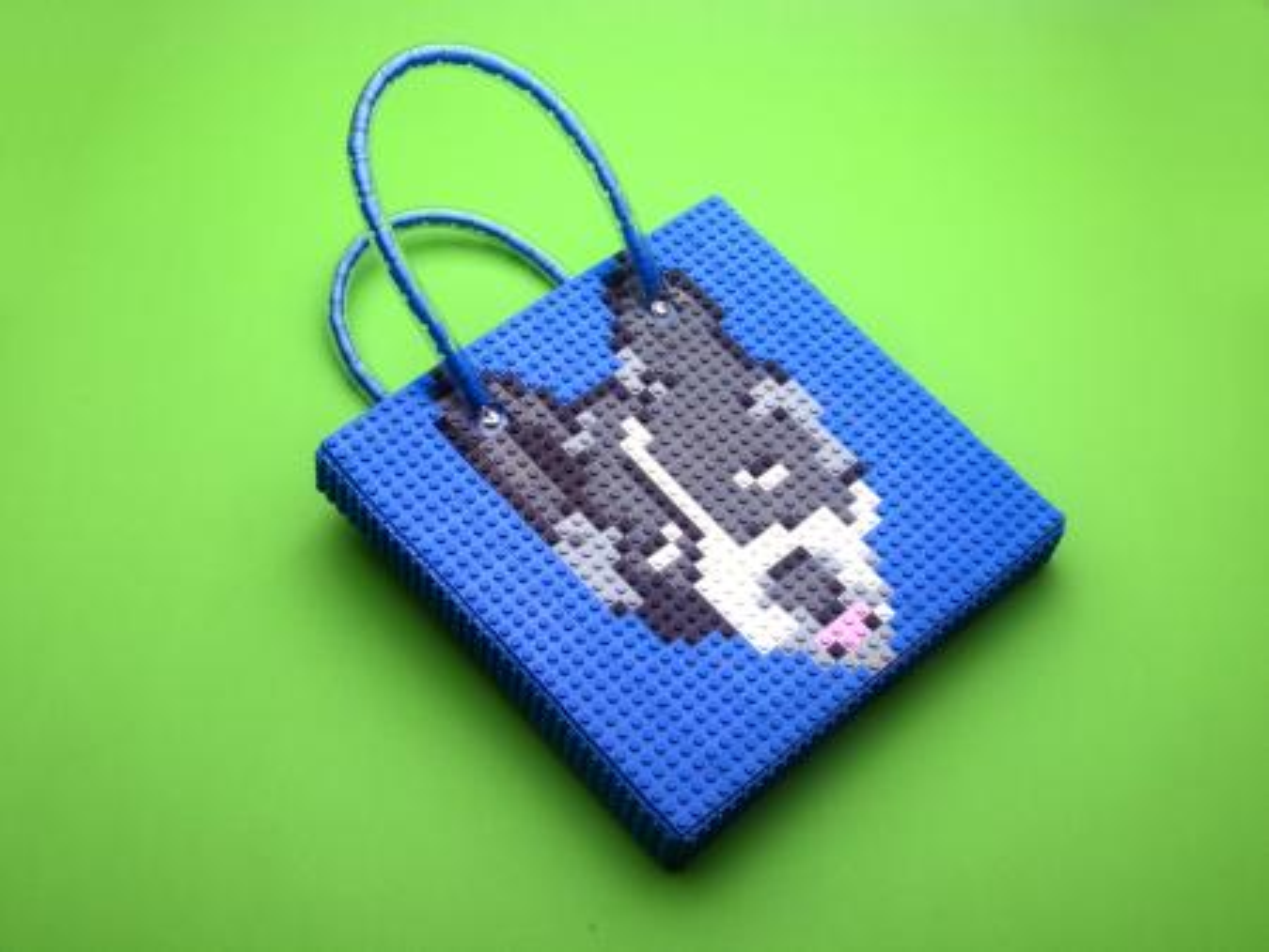 lego handbag purse clutch