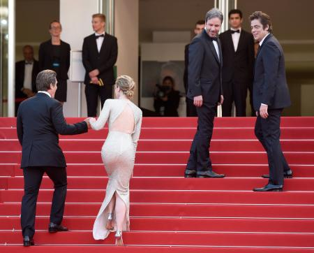 during the 68th annual Cannes Film Festival on May 19, 2015 in Cannes, France.