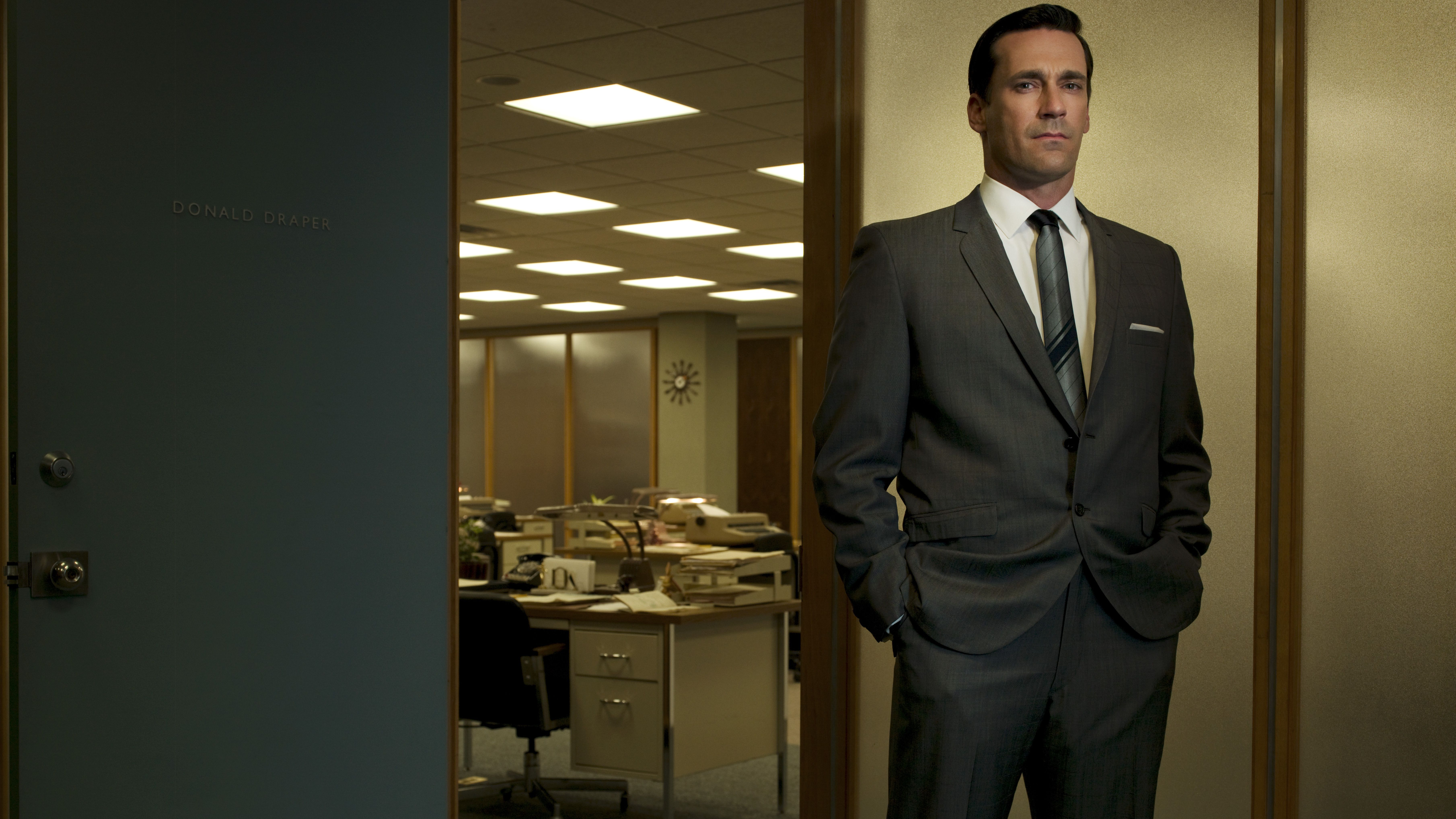 Don Draper Office As Mad Men Created New Demand For Suits J Crew Stepped