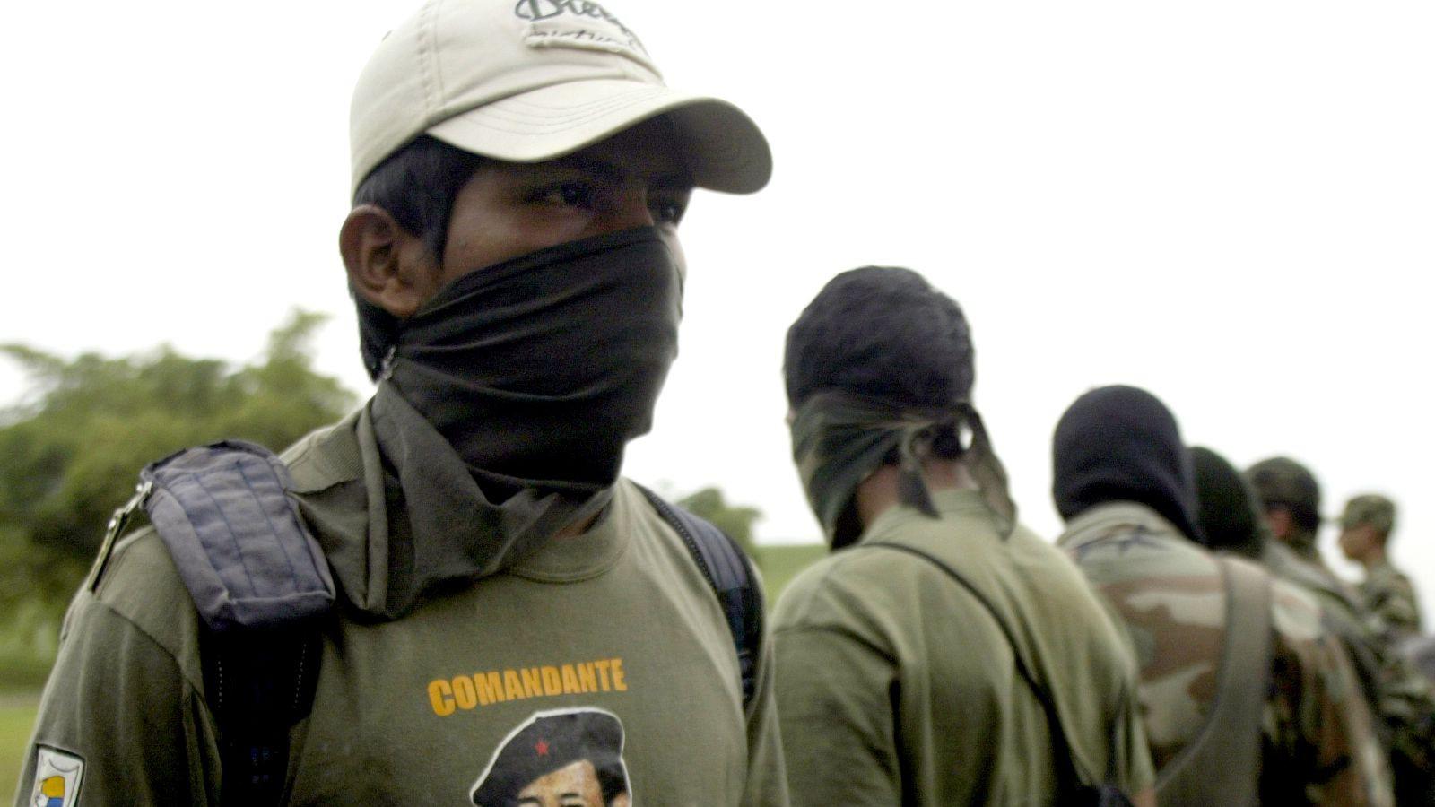 Colombian FARC rebels