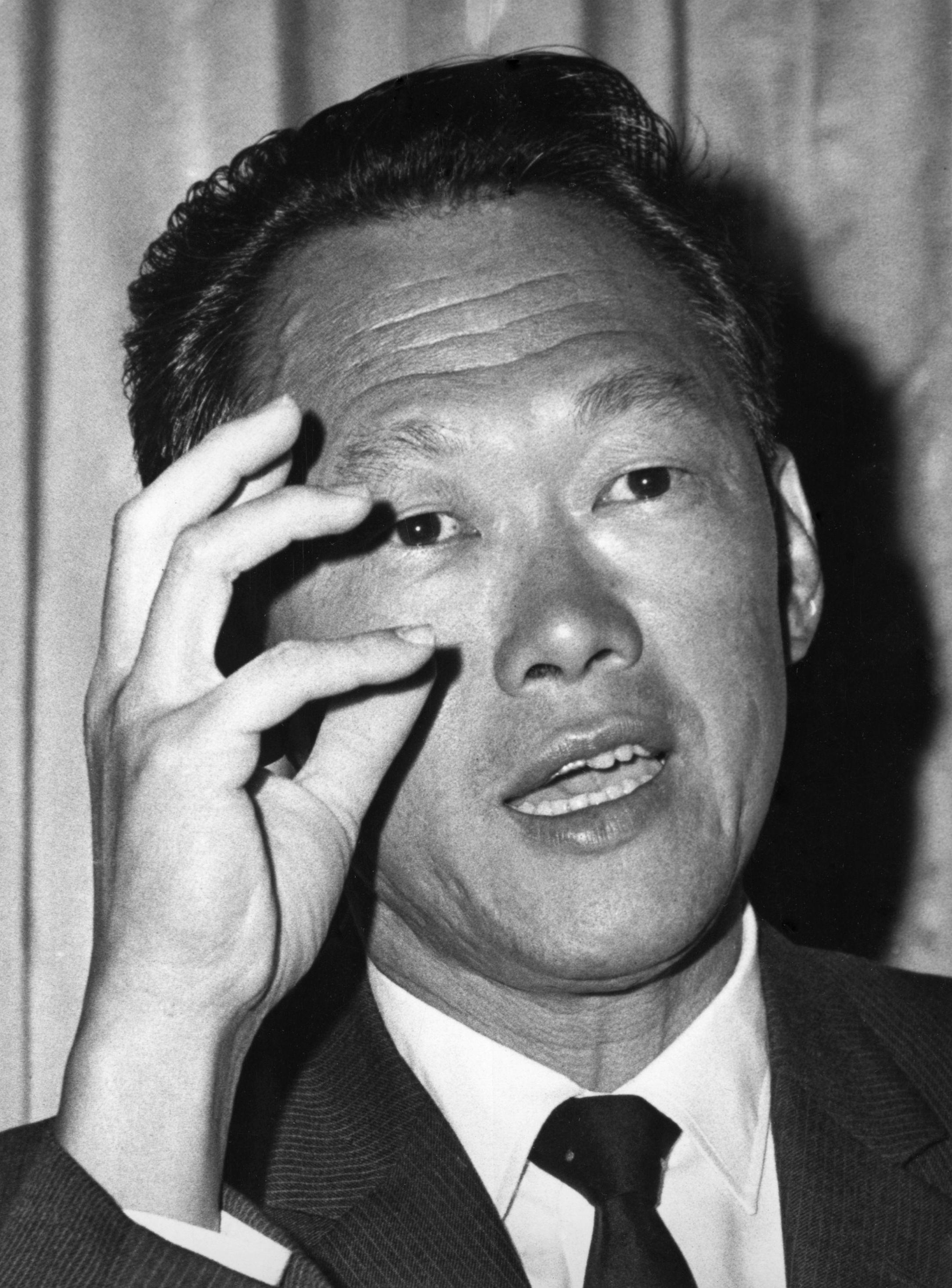 Singapore-LKY-Lee Kuan Yew