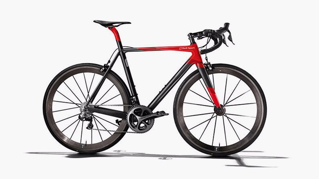 Audi lightweight bike