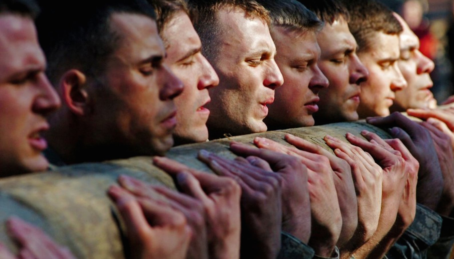 The Green Berets' elite military training is the perfect preparation