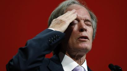 Bond investor Bill Gross speaks at the Morningstar Investment Conference in Chicago, Illinois.
