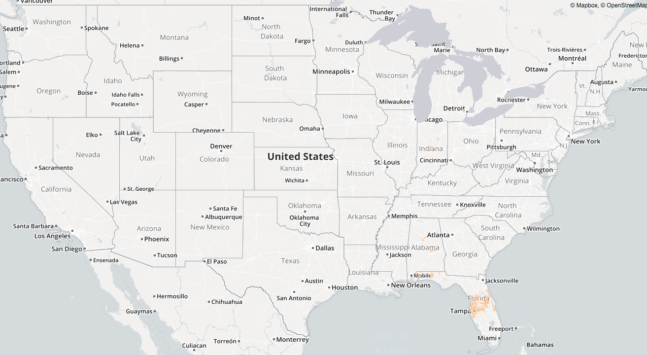 on charter communications service area map
