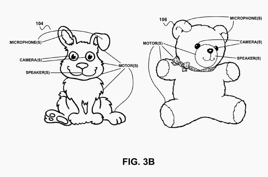 Google Patent Application