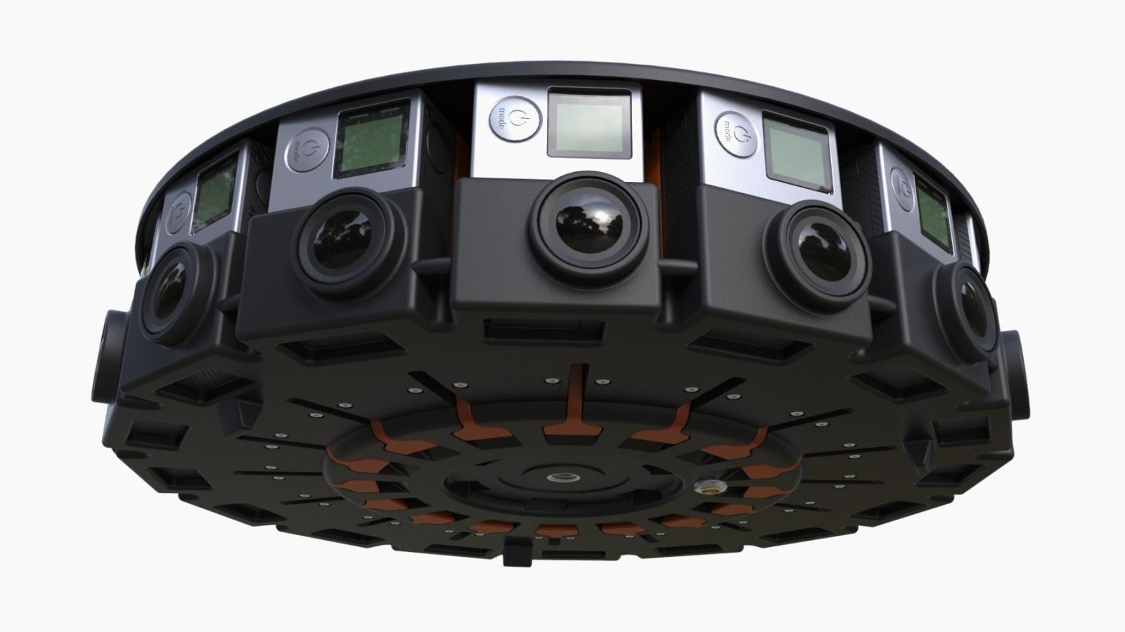 GoPro and Google are partnering to make 360-degree virtual