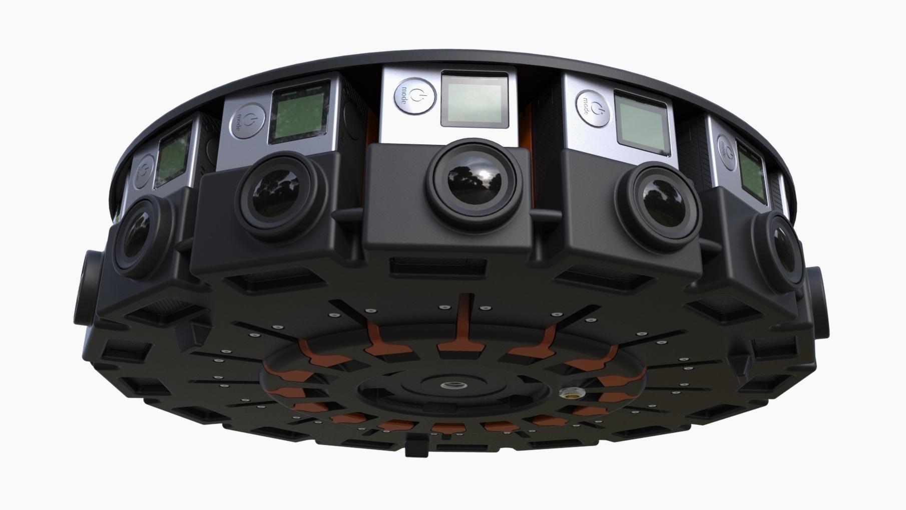 GoPro array