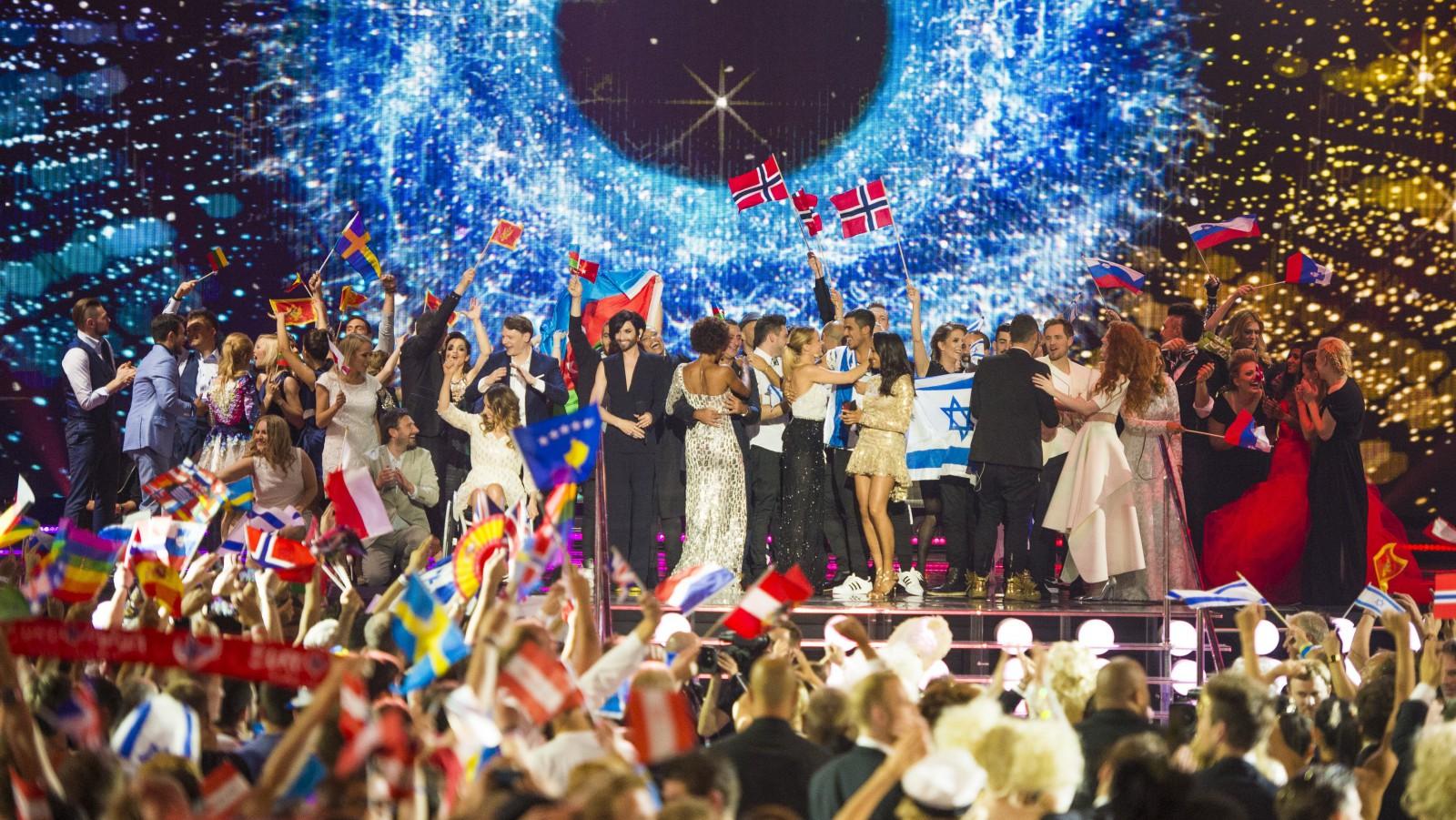 Eurovision semifinalists 2015