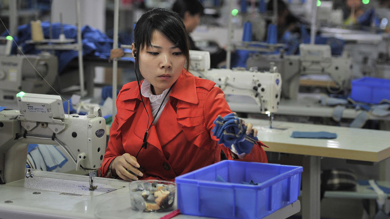 garment factory worker