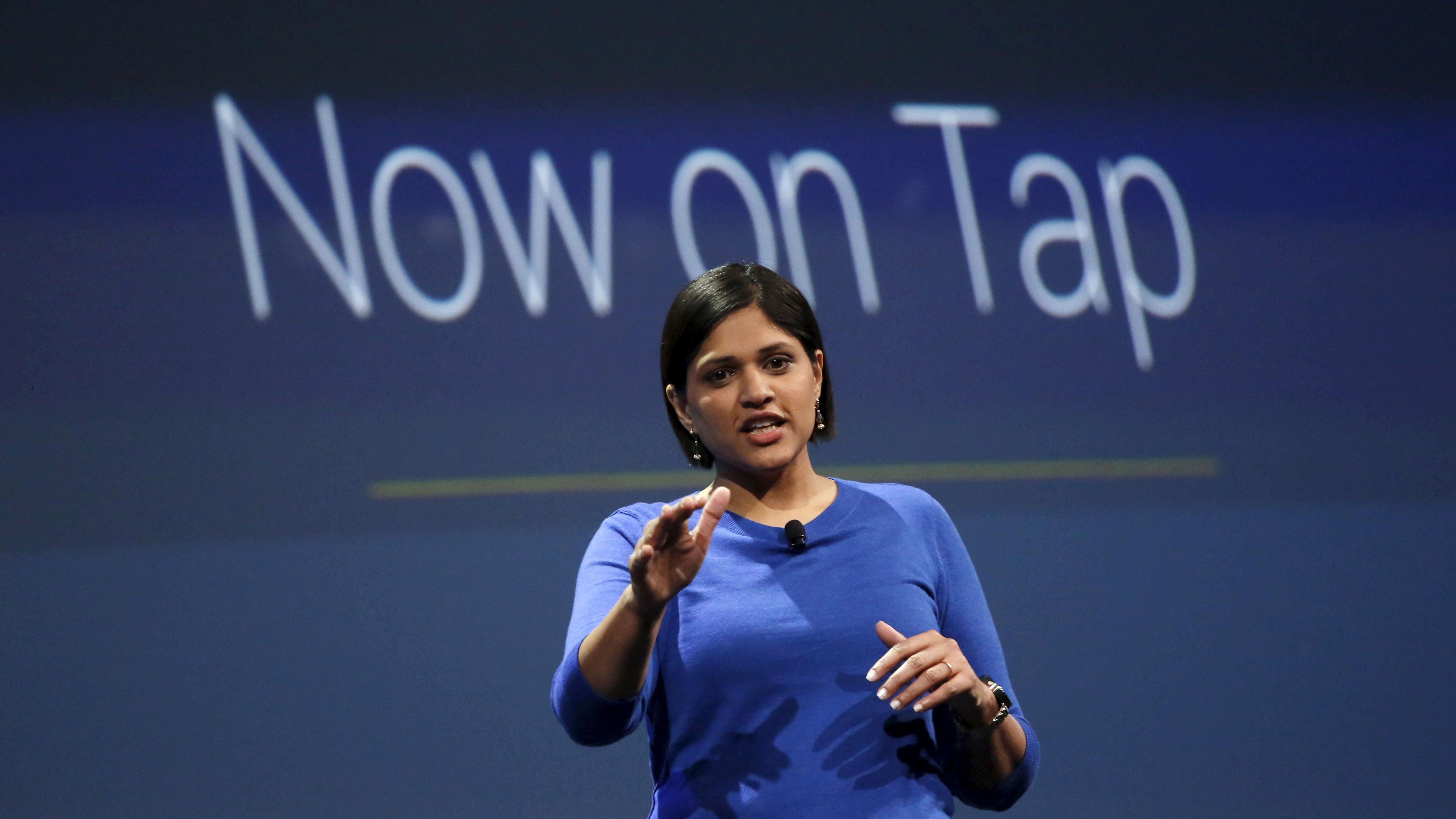 Aparna Chennapragada / Google