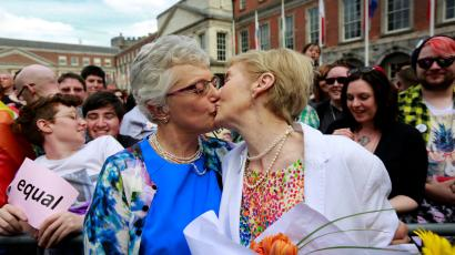 Ireland same-sex marriage