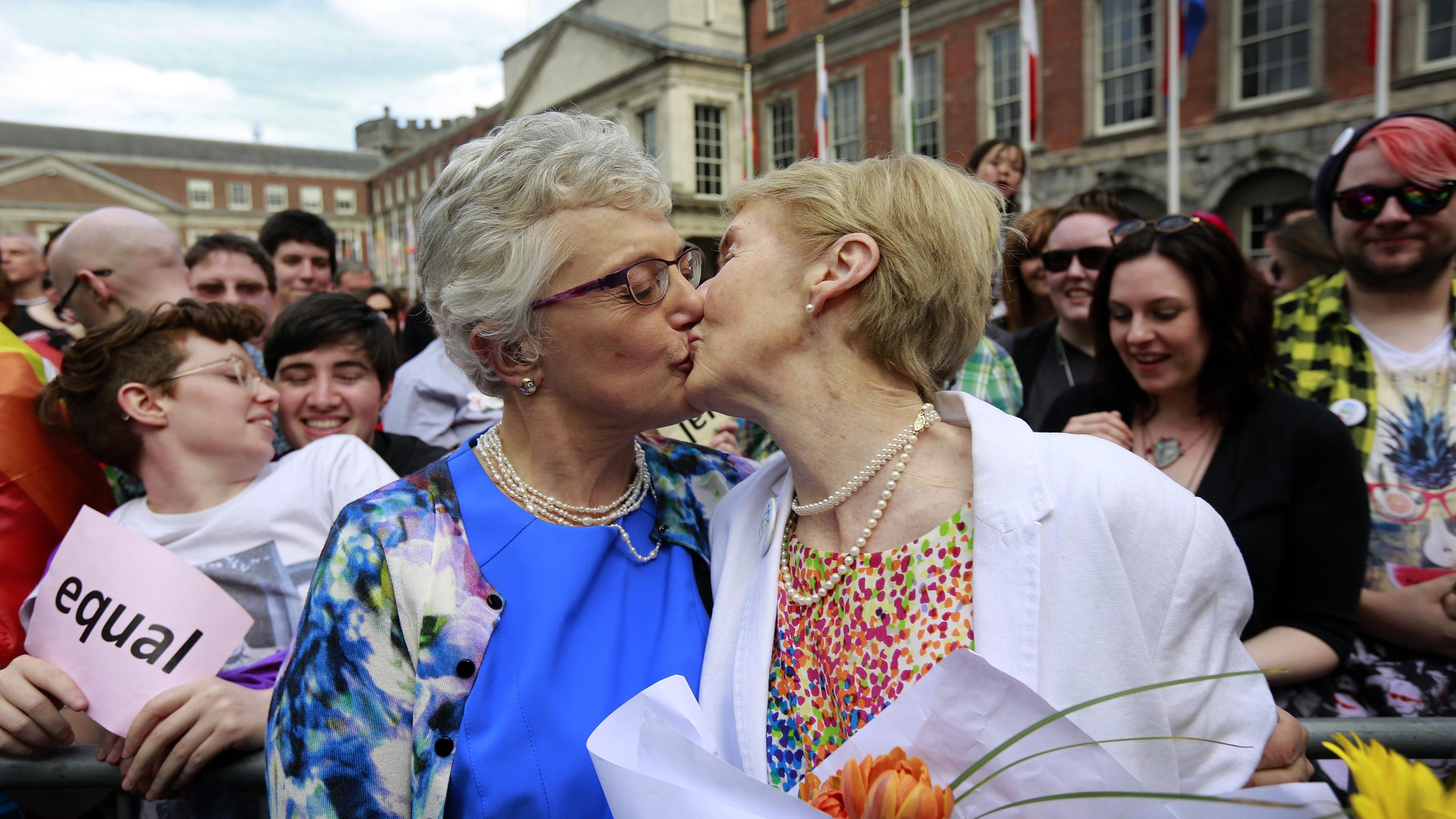 Ireland same-sex marriage