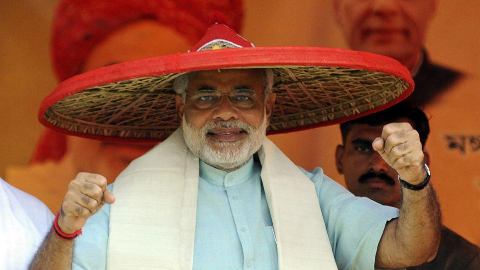 Narendra-Modi-Salesman