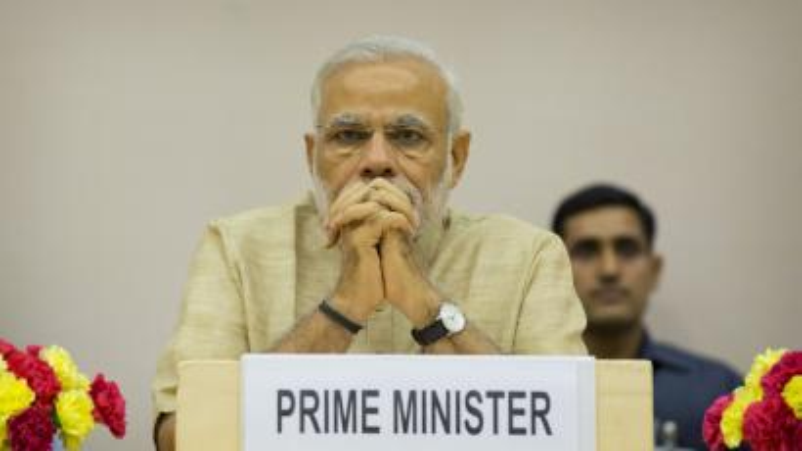 Modi-Interview-Time