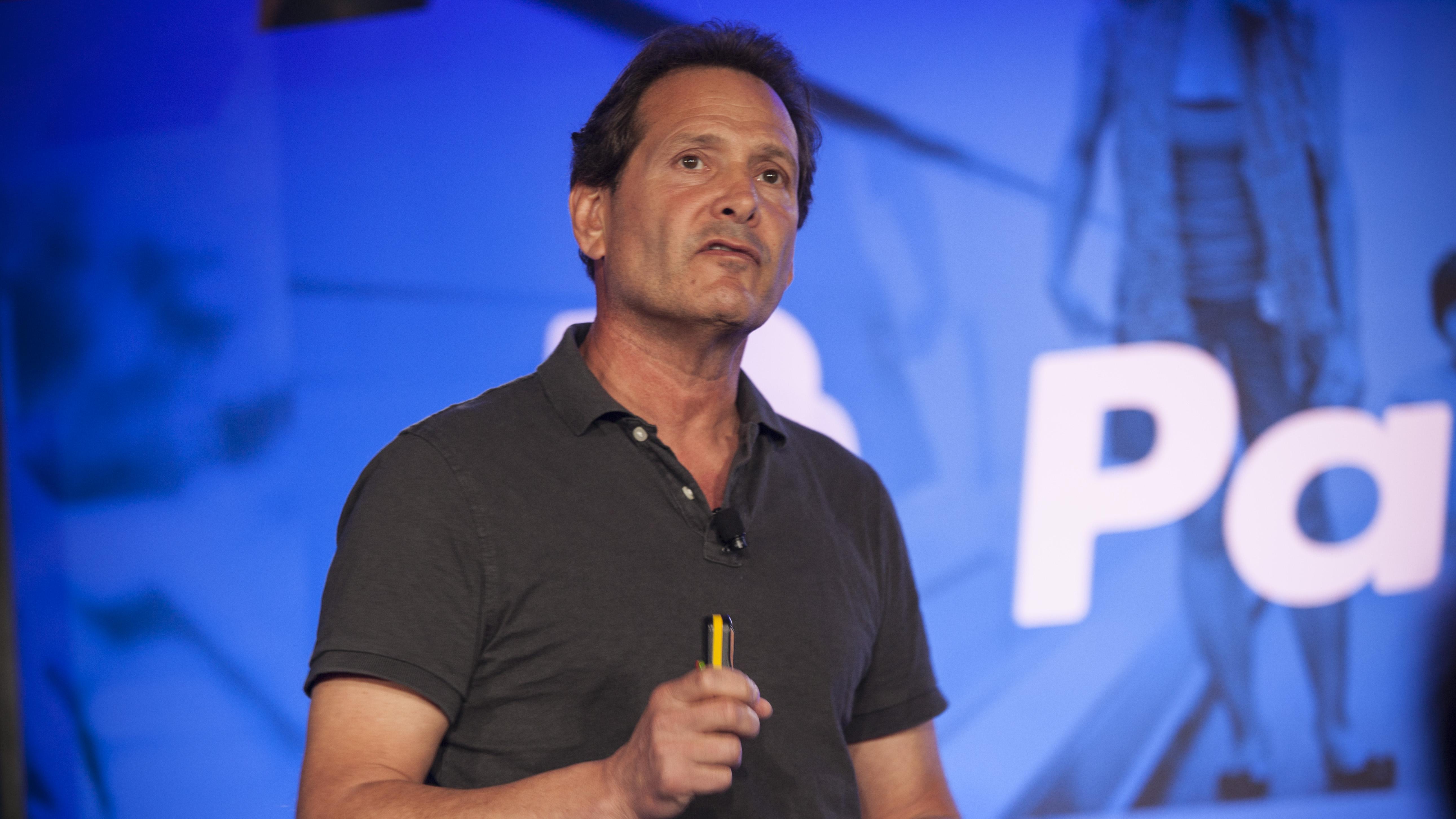 Future PayPal CEO Dan Schulman