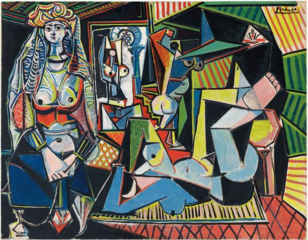 this 179 million picasso is now the most expensive painting ever
