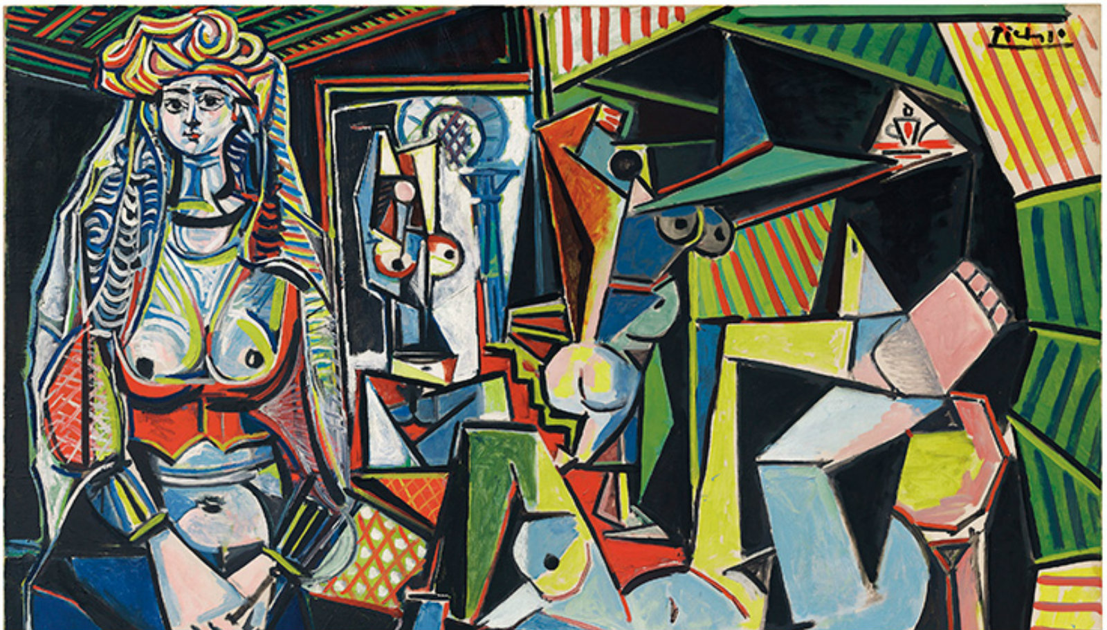 This $179 million Picasso is now the most expensive painting