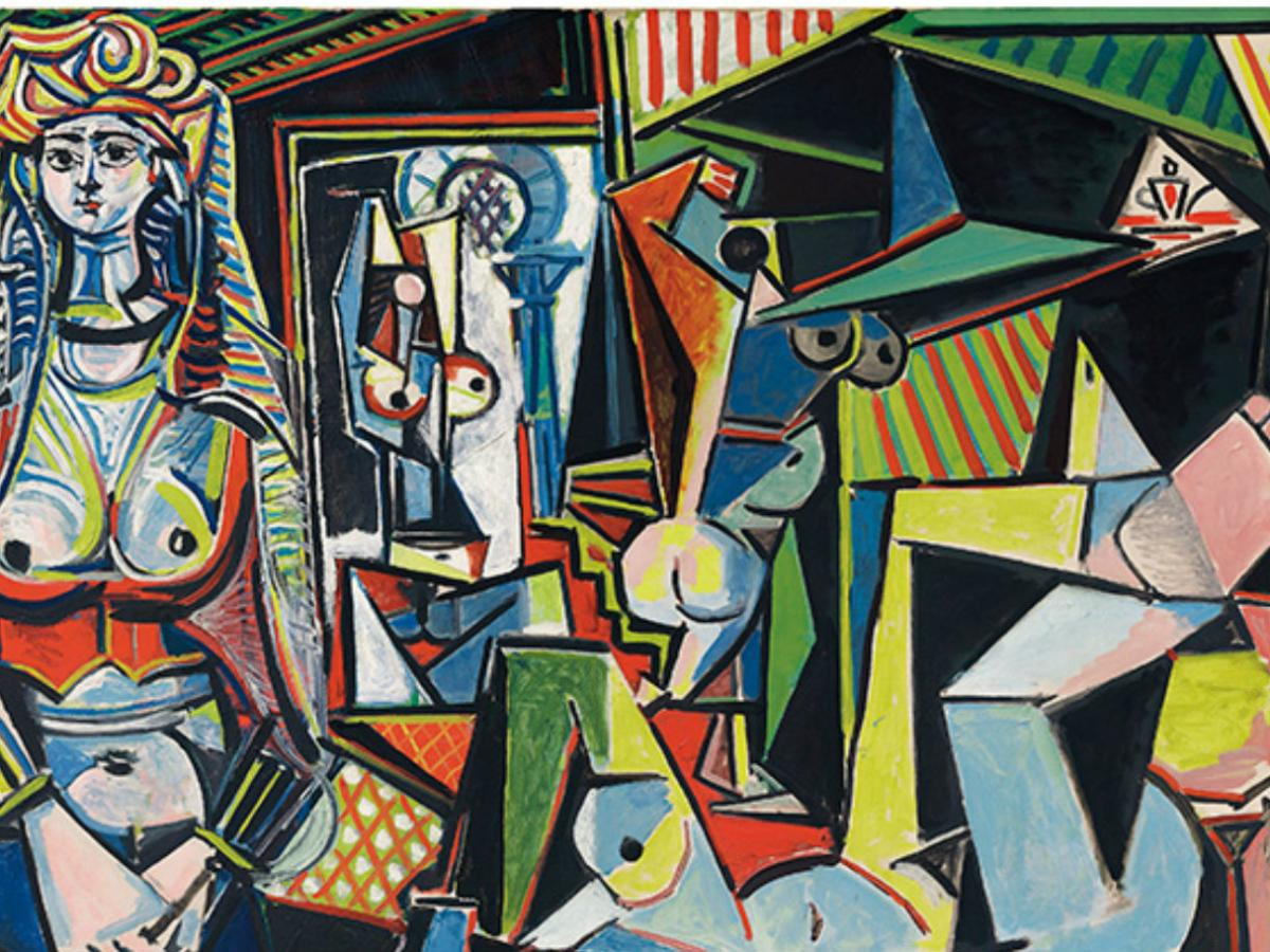 This 179 million picasso is now the most expensive painting ever sold at auction quartz