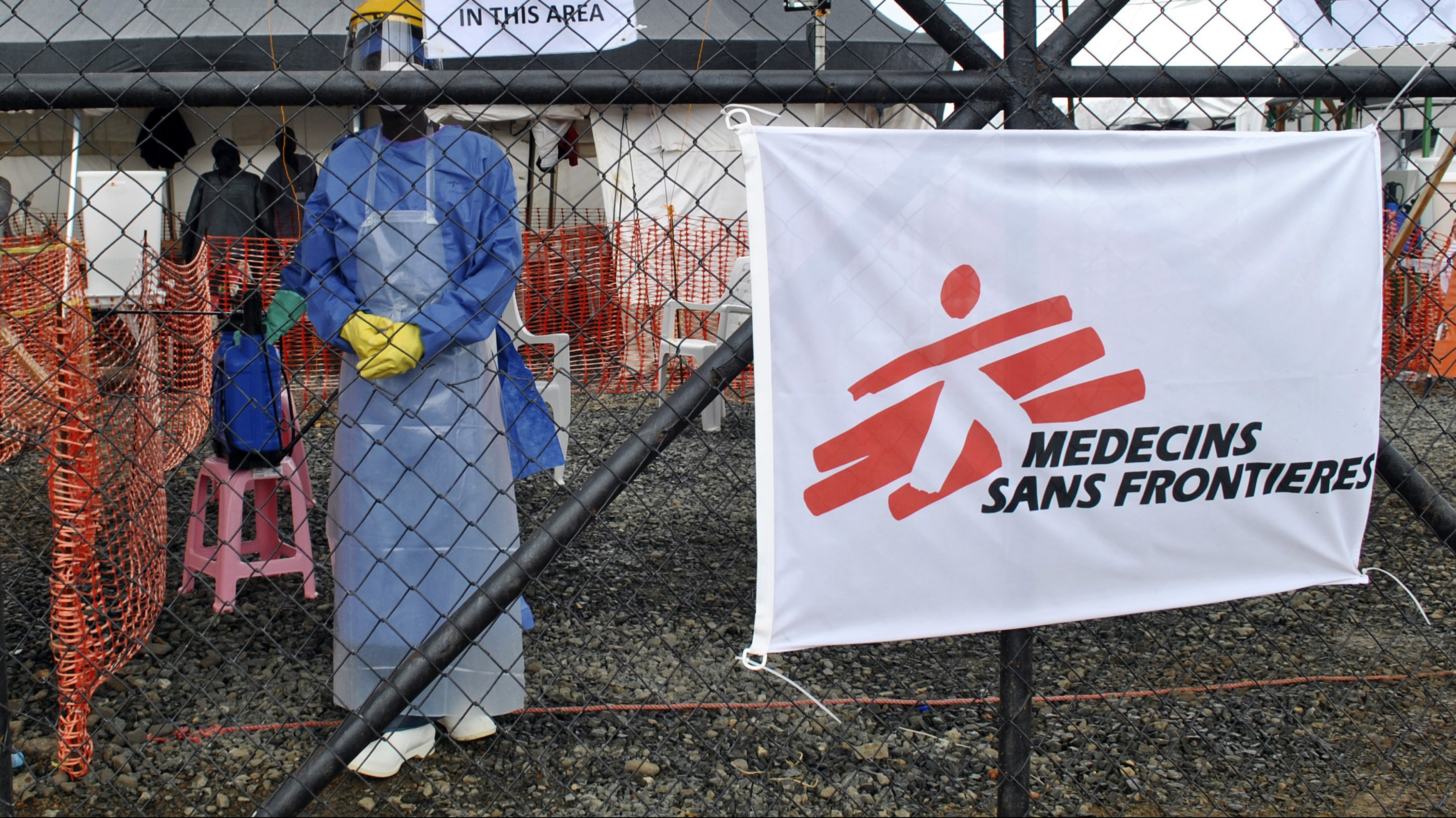 Doctors Without Borders goes where no one else will and works with those who can't get help anywhere else.
