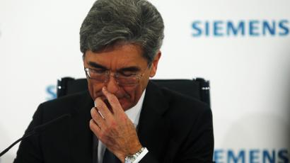 Behold Siemens' incredible shrinking workforce — Quartz