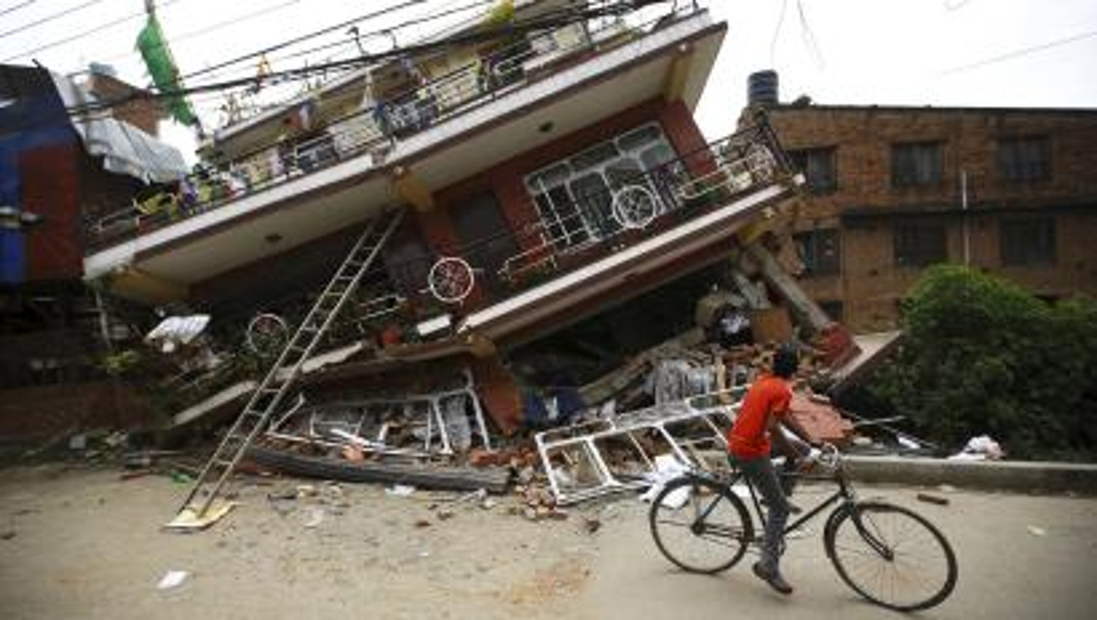 India-Nepal-earthquake-tremors