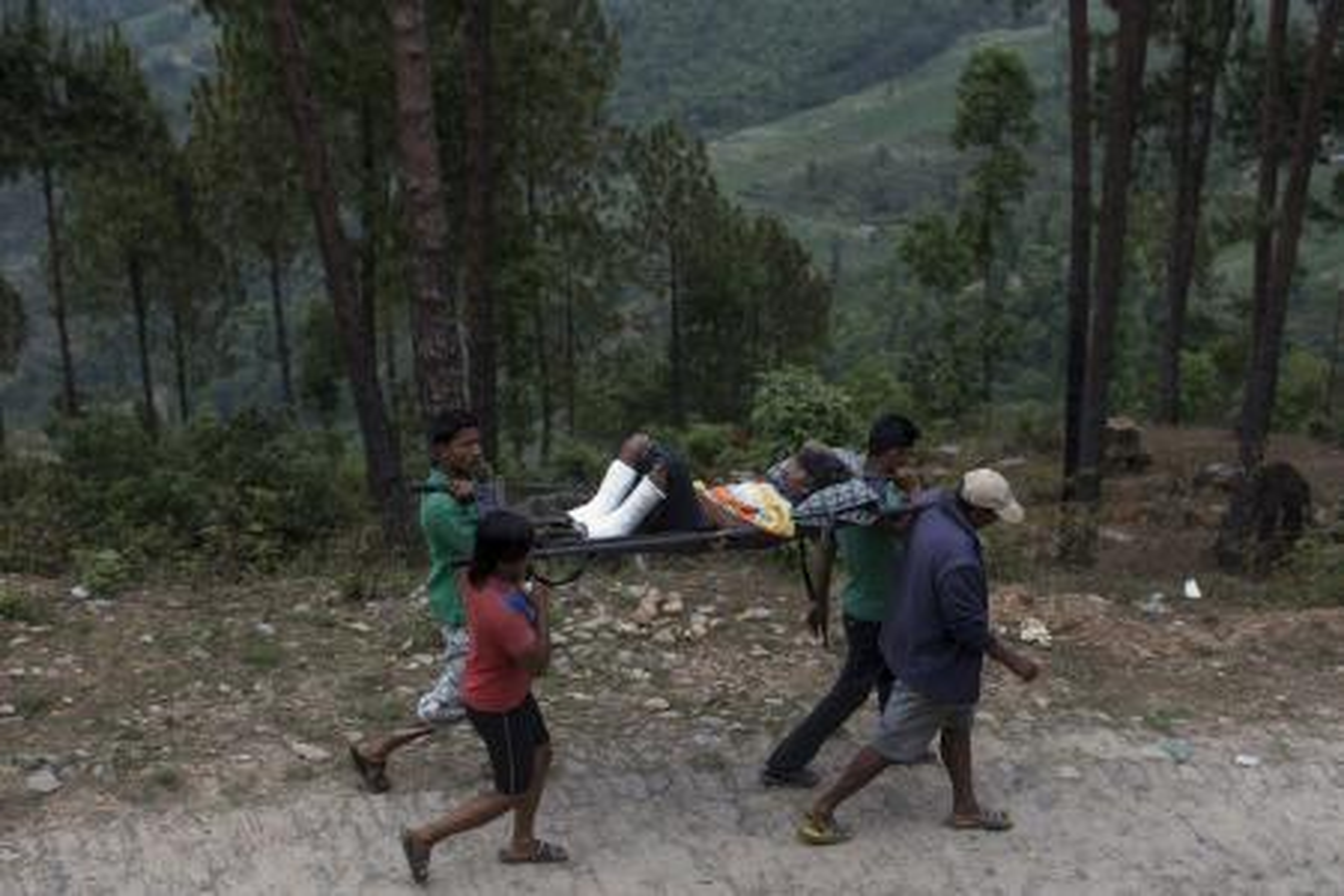 Nepal-Earthquake-Rural