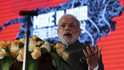 India-China-Modi-business-forum