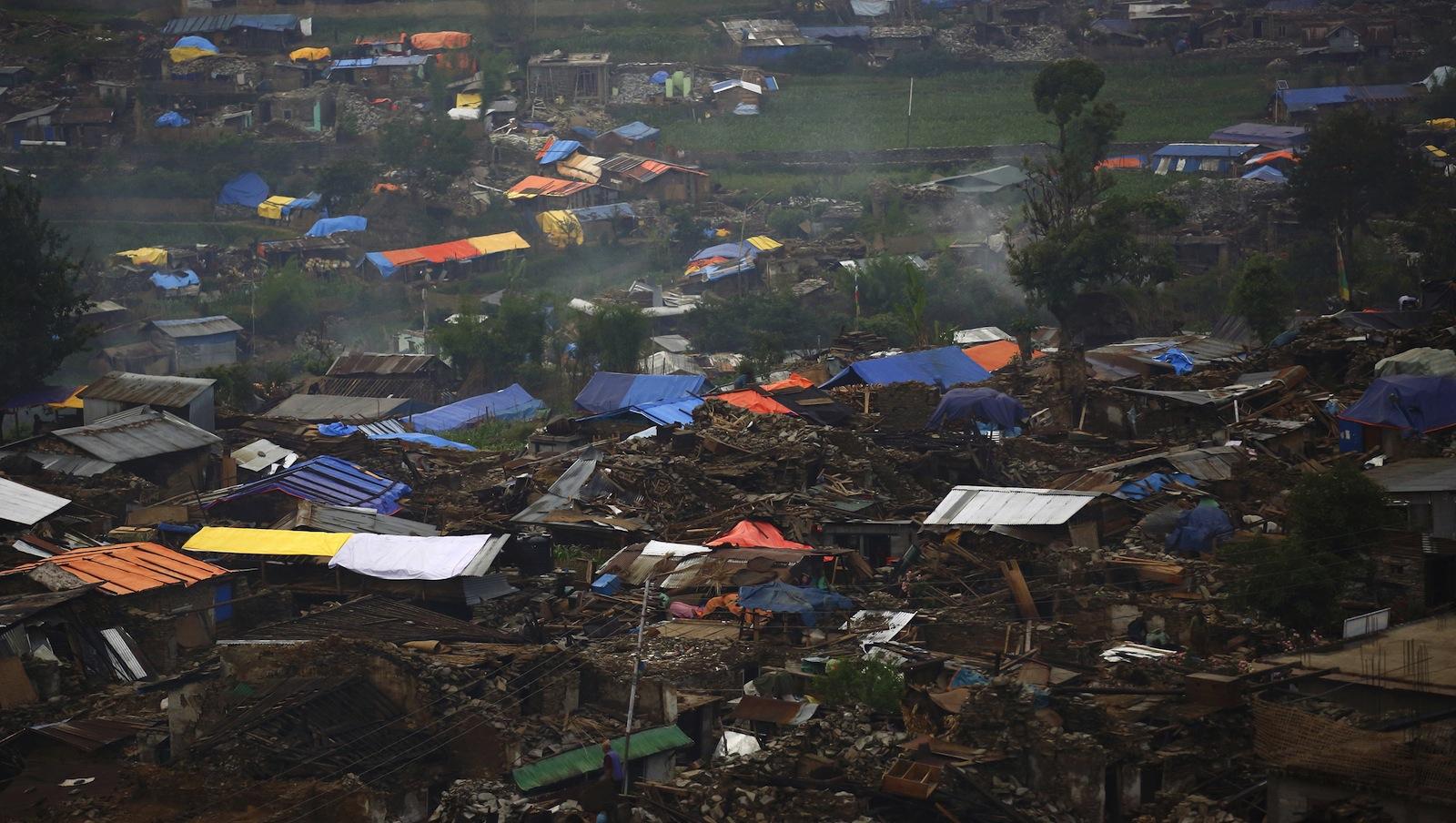 Nepal-earthquake-economy-loss