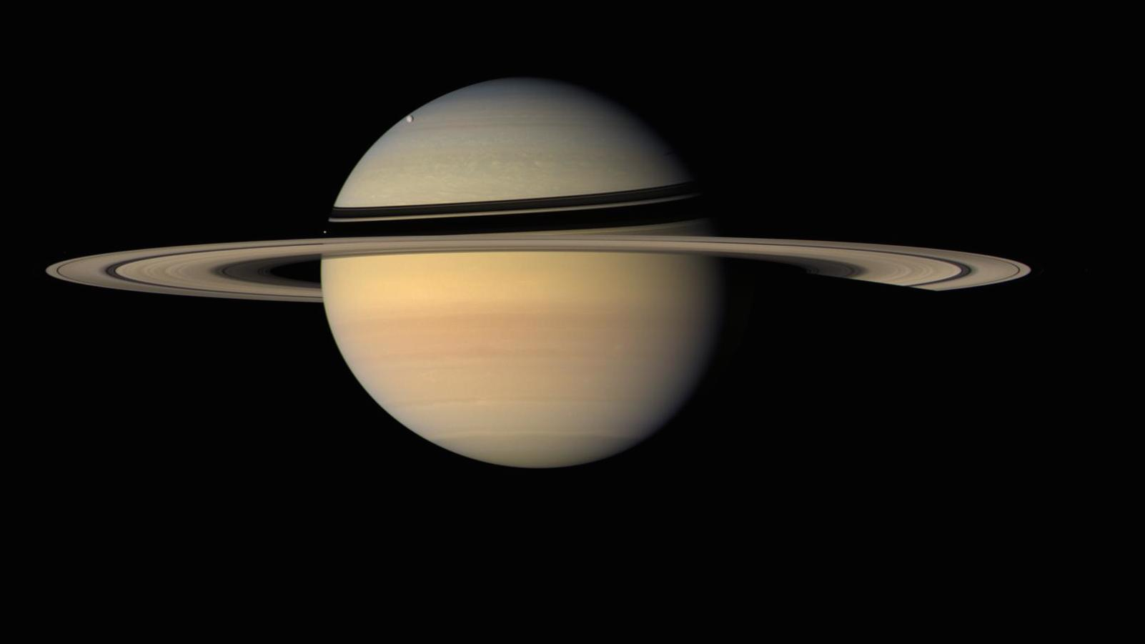 Wind-powered spacecraft for exploring Saturn, among other things.