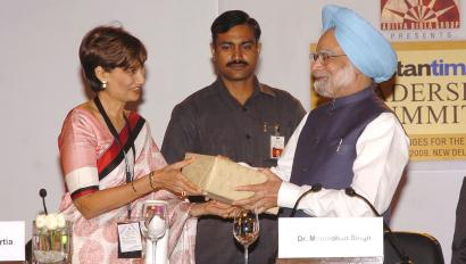 Shobhana Bhartia-Forbes Most powerful