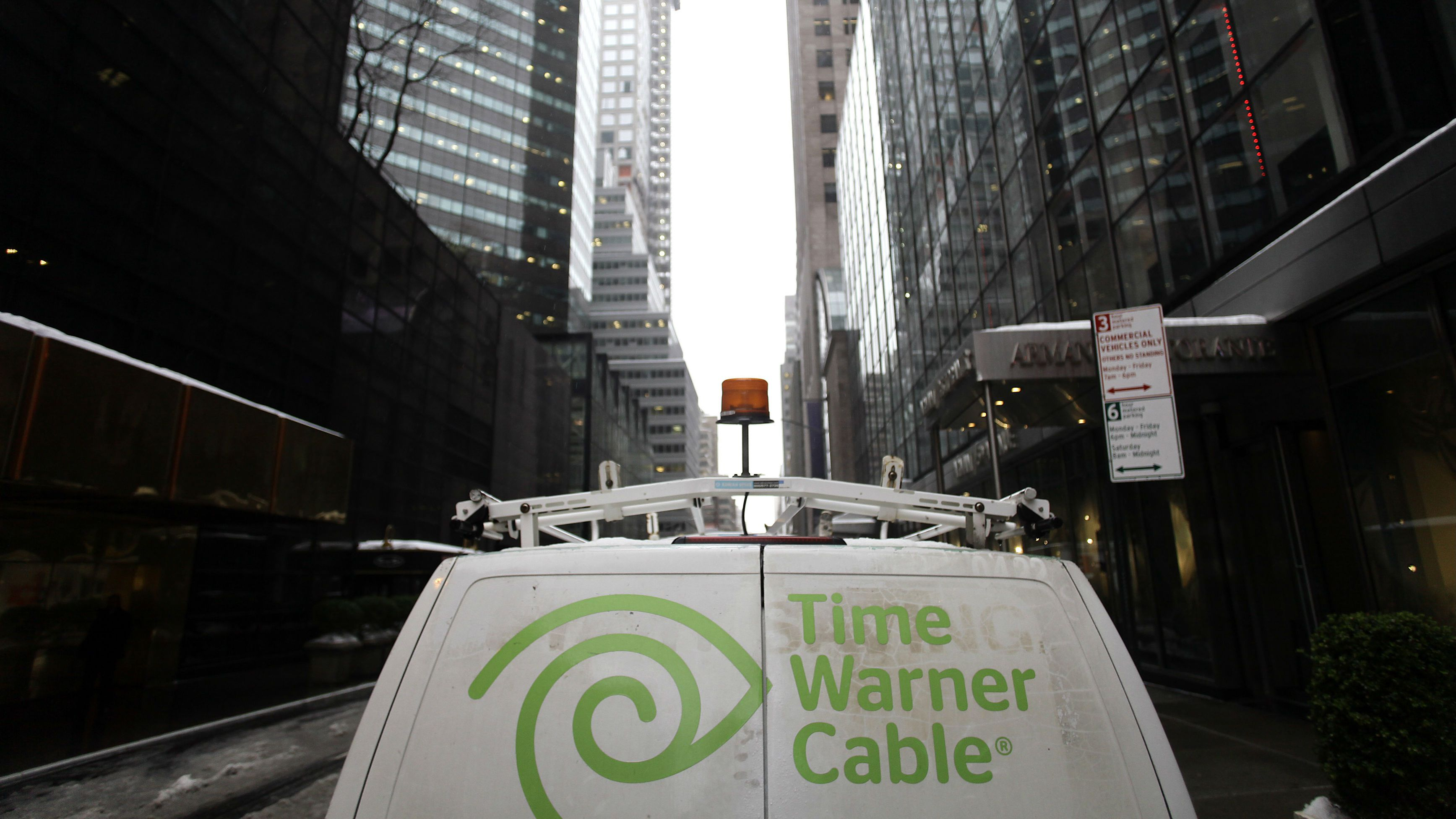 Time Warner Cable Charter merger
