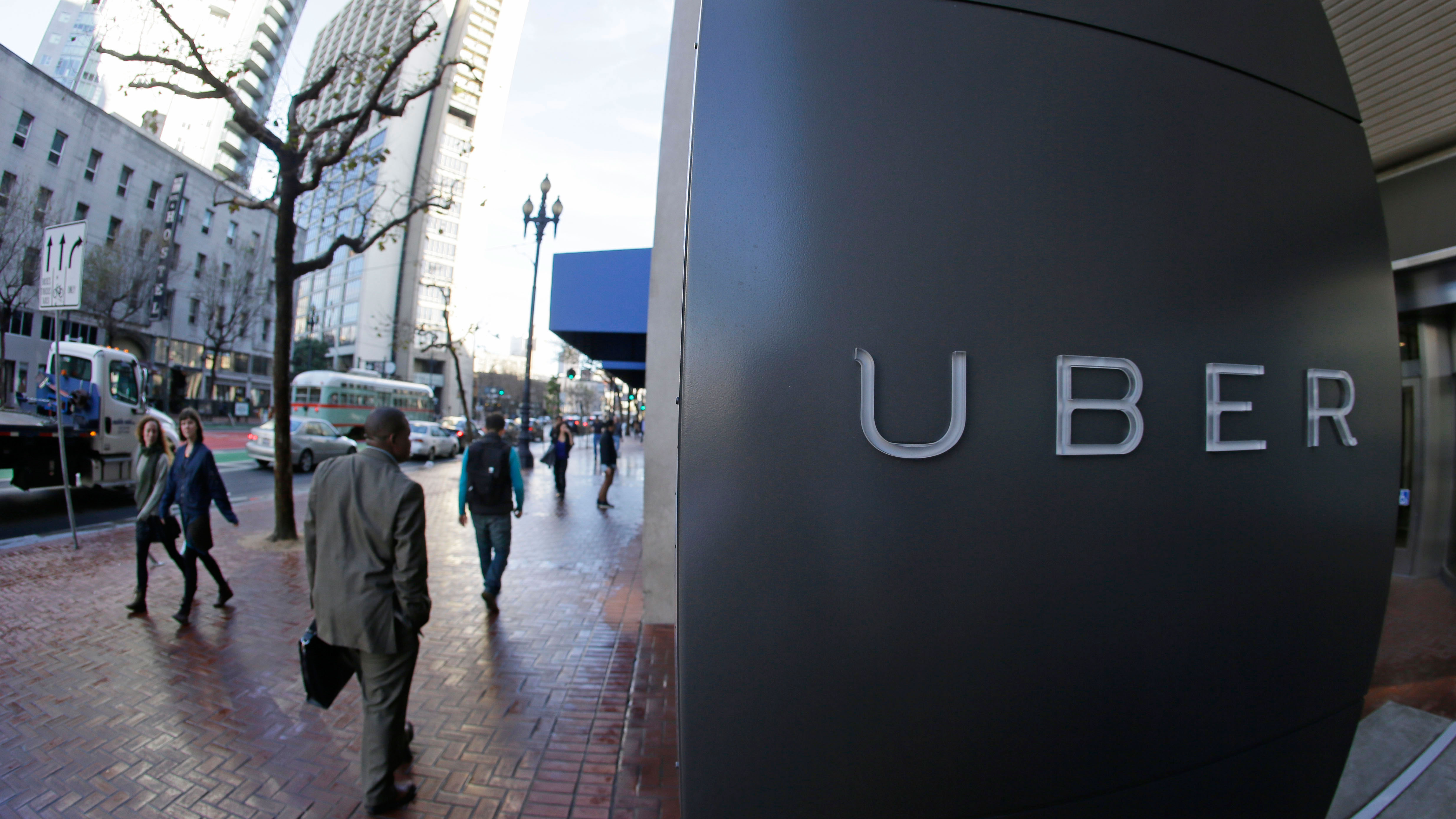 uber on demand
