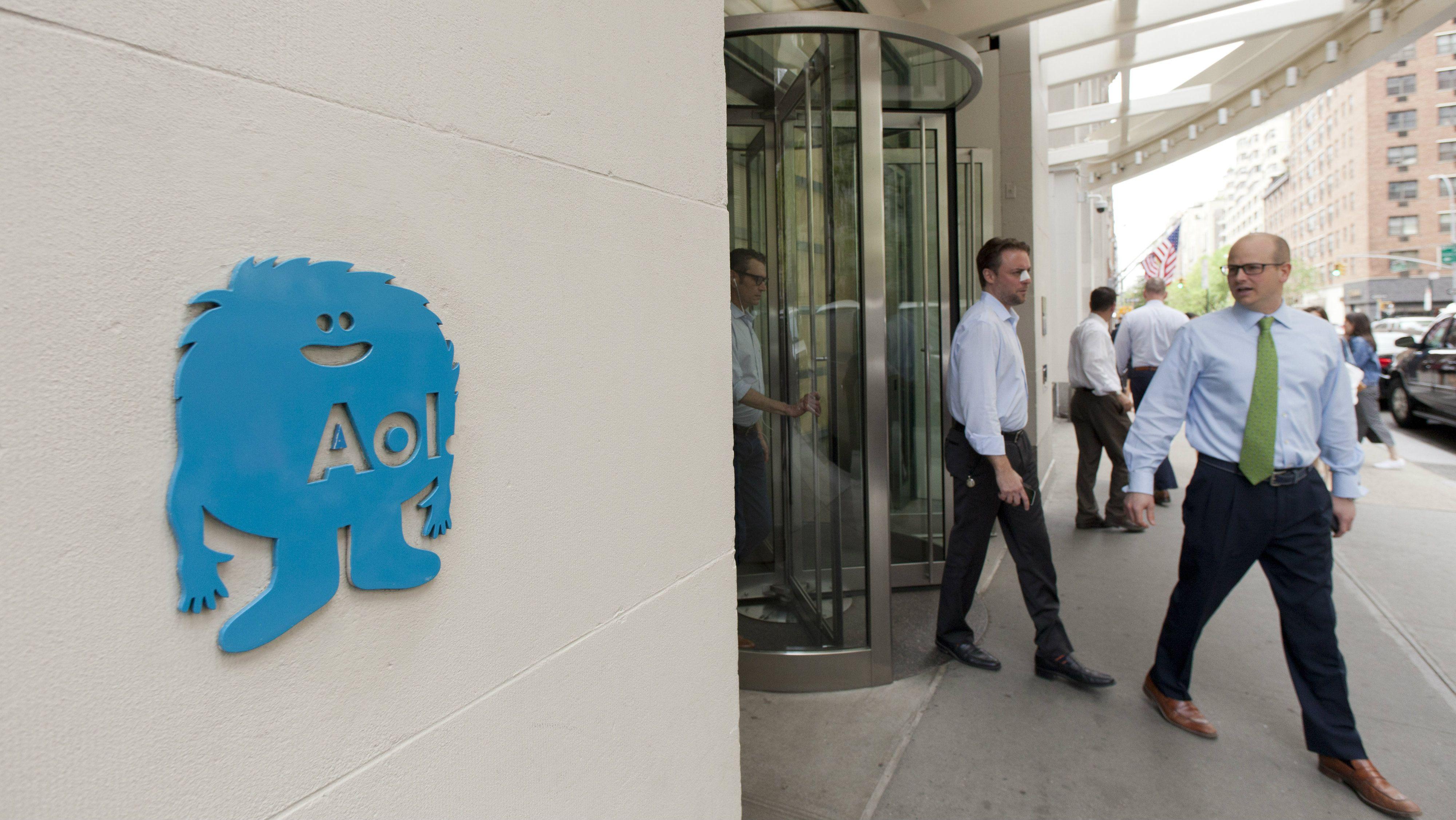Verizon AOL deal takeover inside story