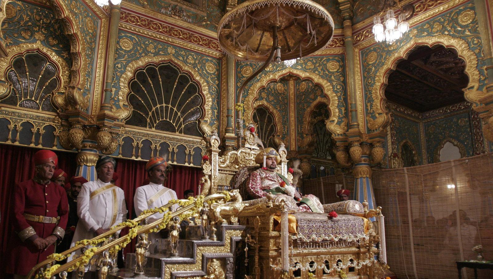 Mysore Royal Family