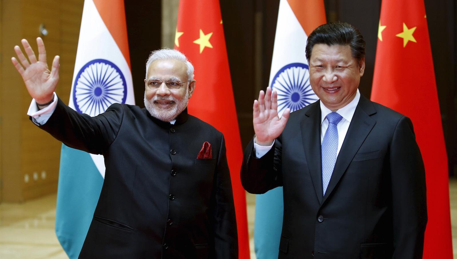 Modi-China-Xi Jinping