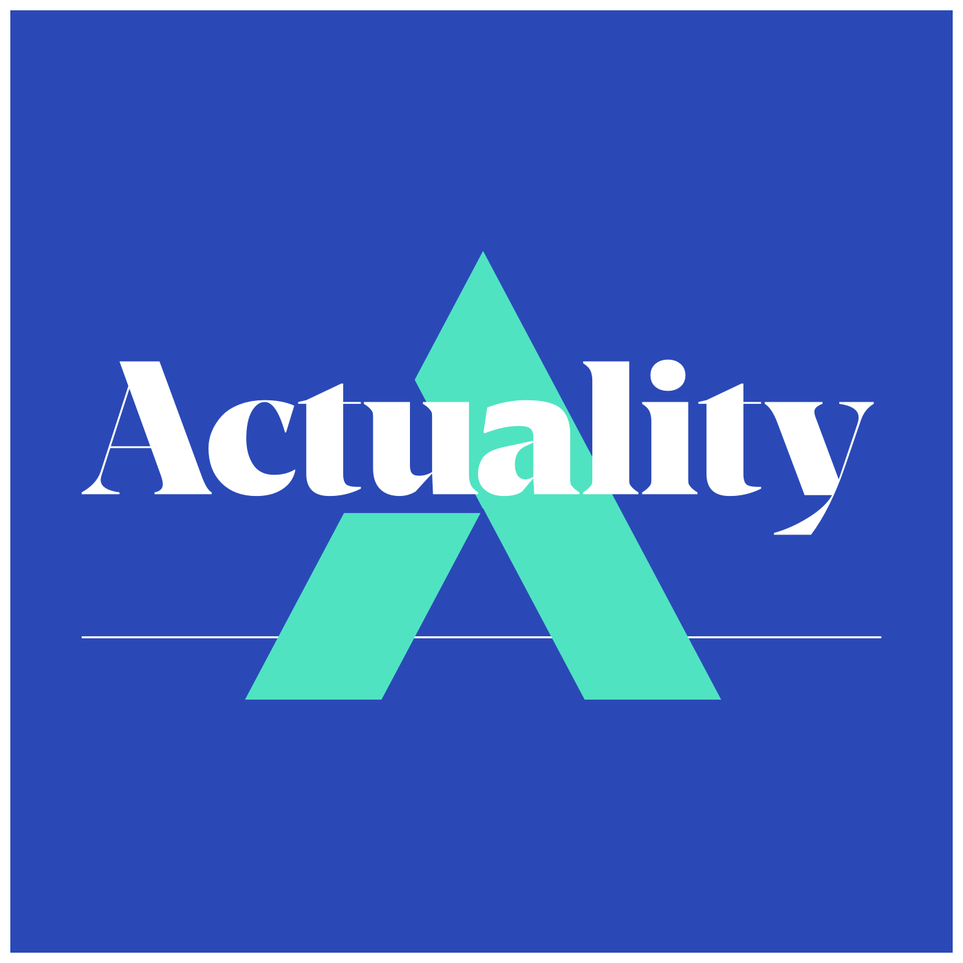 Actuality podcast logo
