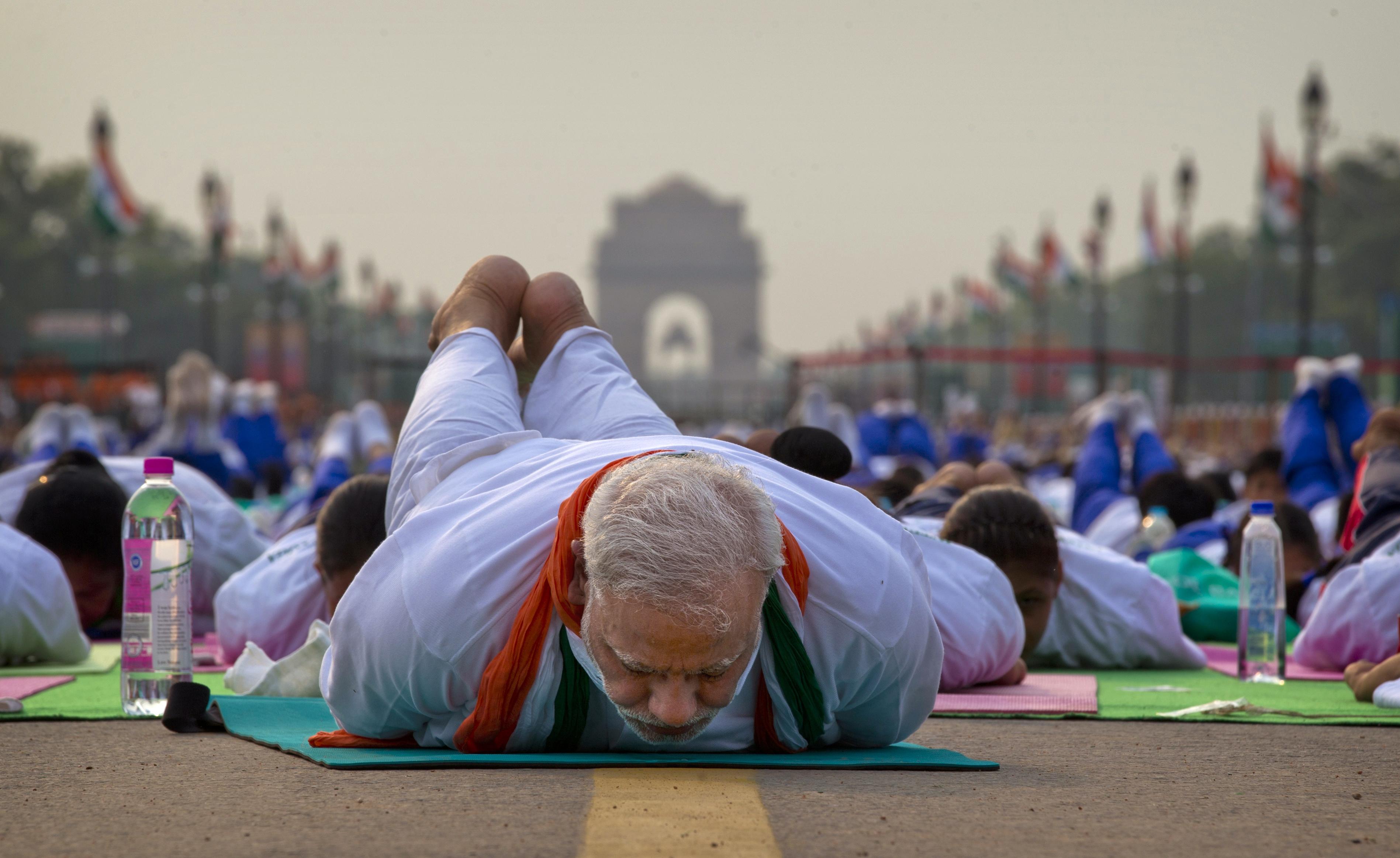India-yoga-India