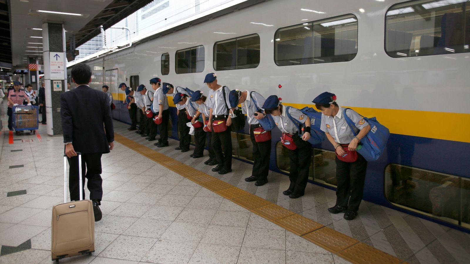 'Omotenashi' on board