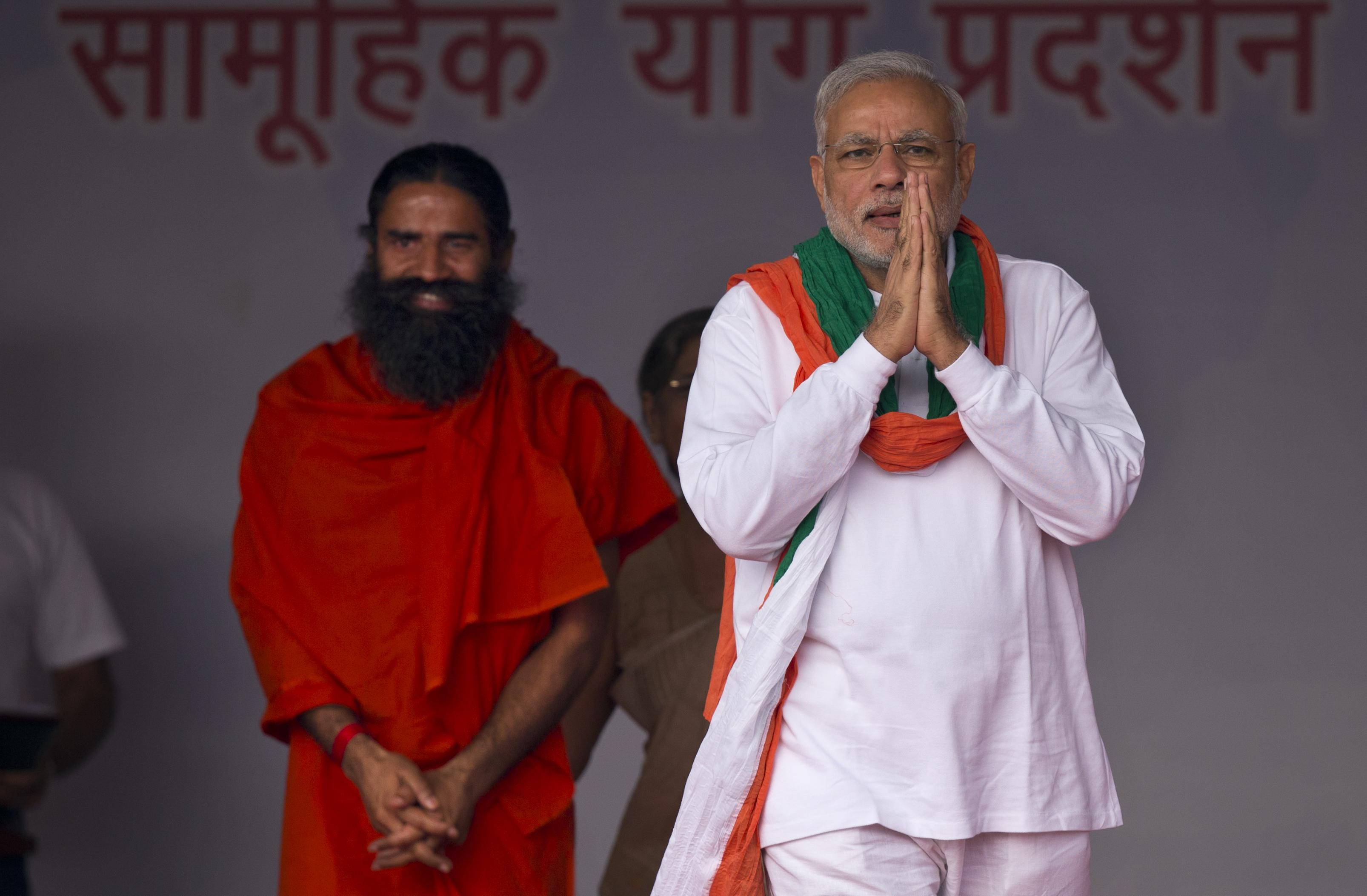 India-modi-yoga