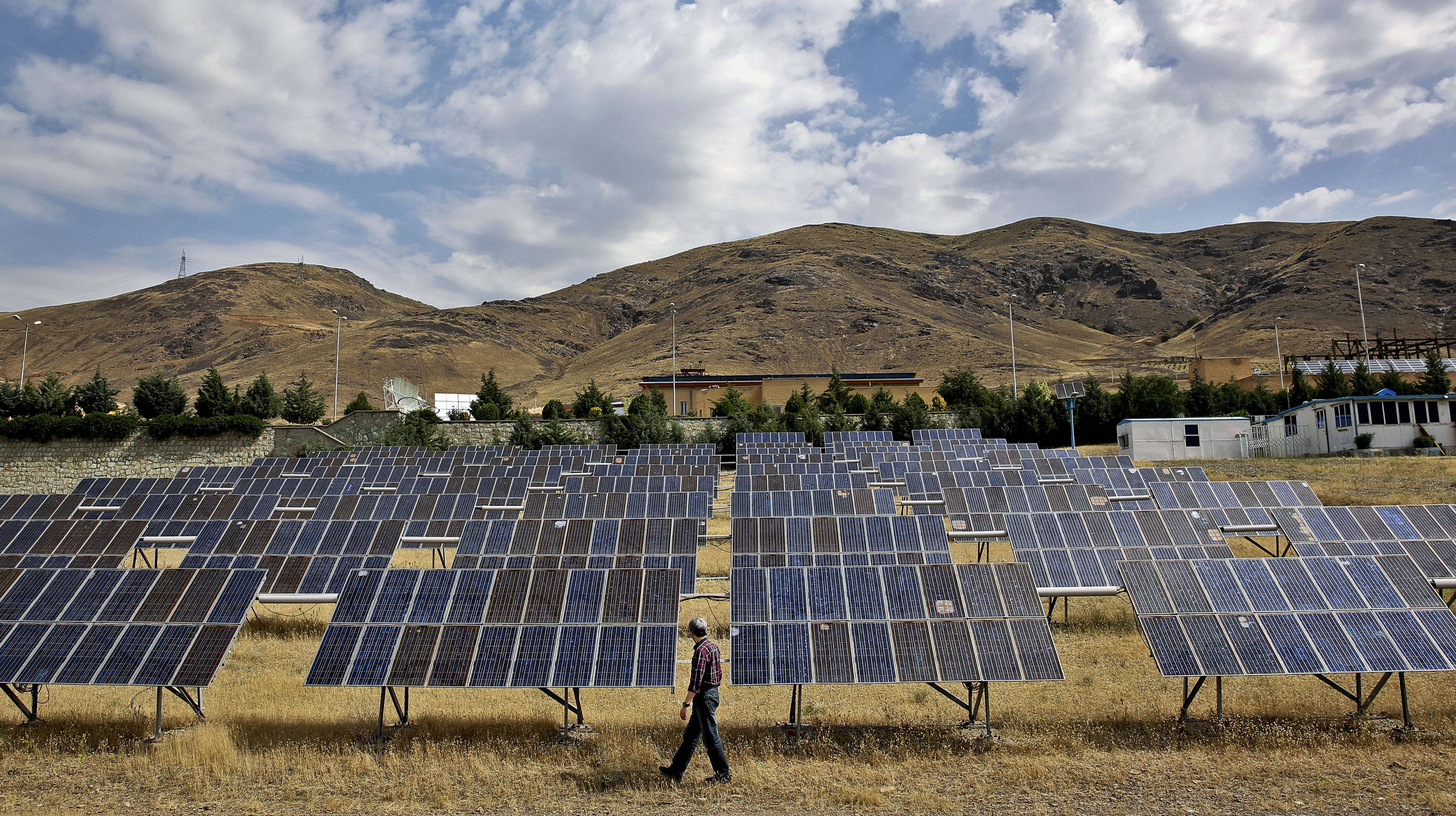Three ways the world's power mix is about to change