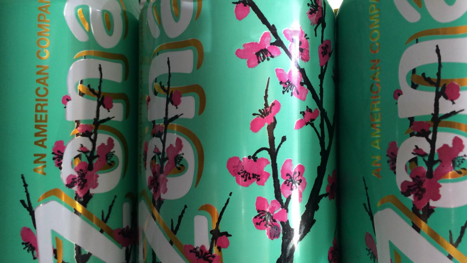 1a36ac6ed3 Arizona Iced Tea is having a really hard time keeping its dollar cans at a  dollar