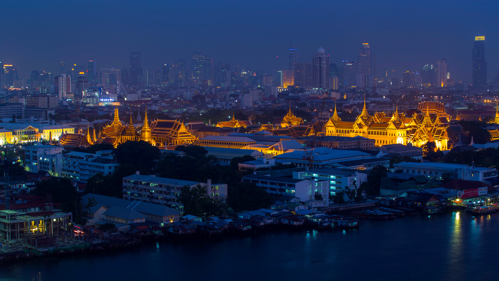Bangkok, the second most visited city of the world
