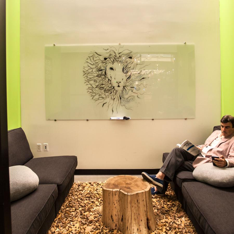 Office space is so scarce in San Francisco that startups are ...