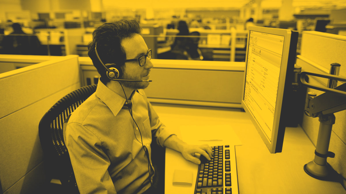 The era of the call center is over.